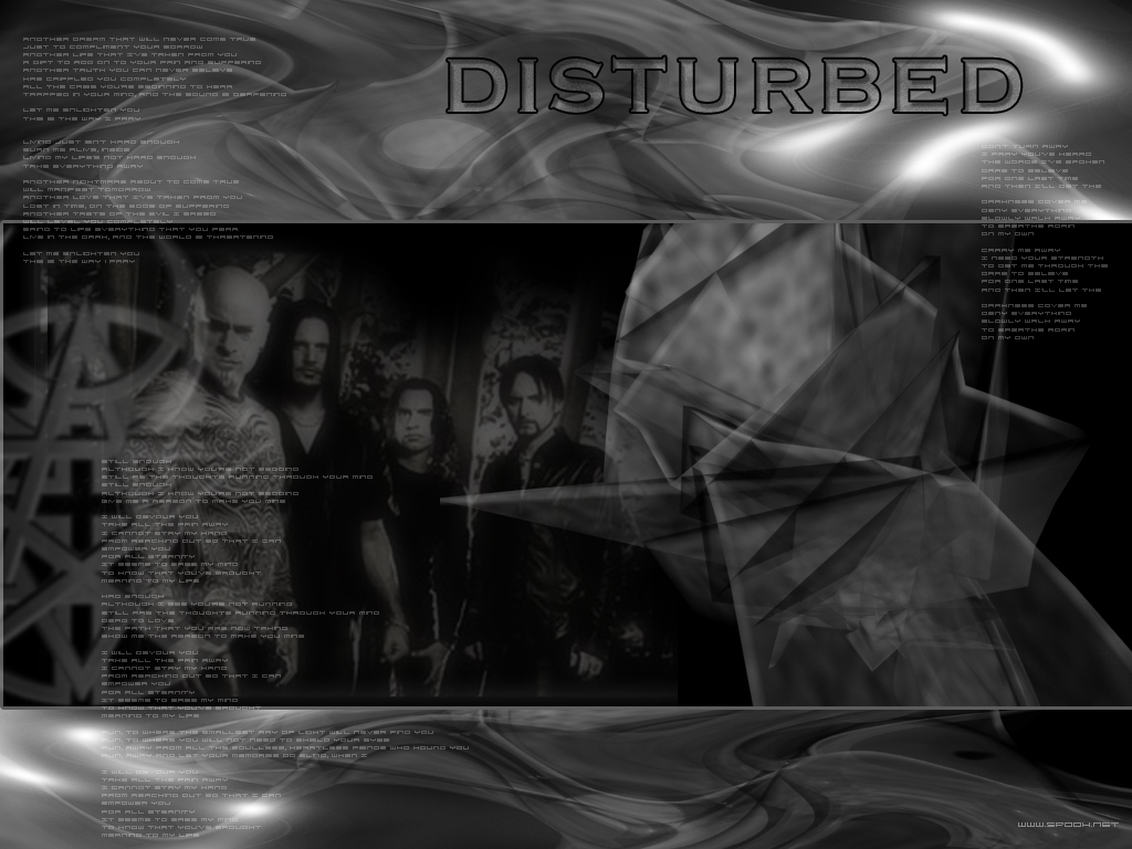 Imagenes de disturbed!