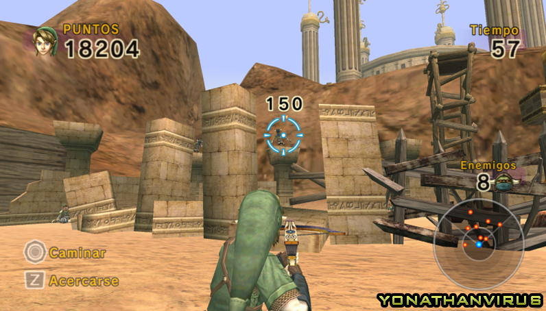 [Mi subida] Link's Crossbow Training [Convertido Para PC]