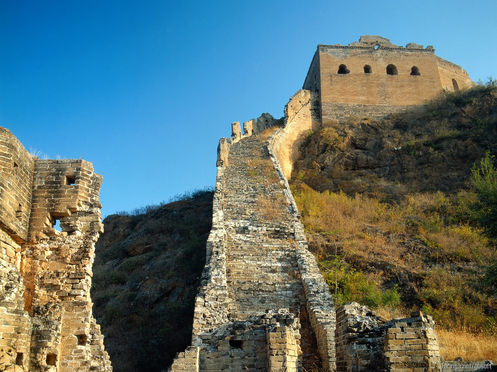 20 wallpapers de la Gran Muralla China HD