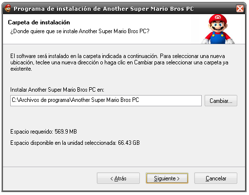 [Aporte] Another Super Mario Bros [Convertido Para PC]